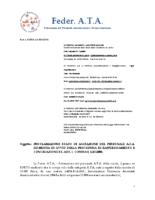 PROCLAMAZIONE STATO DI AGITAZIONE gennaio 2016