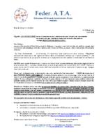 RICORSO MANCATO RINNOVO CCNL ufficiale