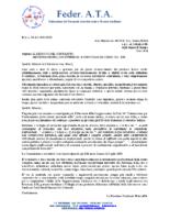 RINNOVO CCNL-MENEFREGHISMO E NONCURANZA VERSO GLI ATA