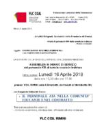 convocazione assemblea sindacale per il personale ATA