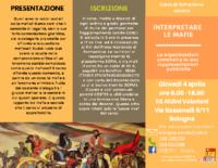 Brochure Bologna 4 aprile corso di formazione Cestes USB