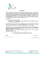 VERBALE CONCILIAZIONE DEL 05 FEBBRAIO 2019