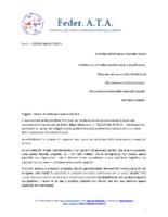 Ferme richieste per il personale ATA