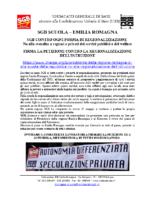 SGB contro la regionalizzazione della scuola – Firma la petizione