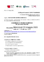 Assemblea Sindacale Unitaria 13 maggio 2020 istituti superiori