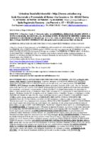 indizione assemblea 9 FEBBRAIO 2021