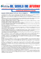 UIL SCUOLA IRC INFORMA N.7
